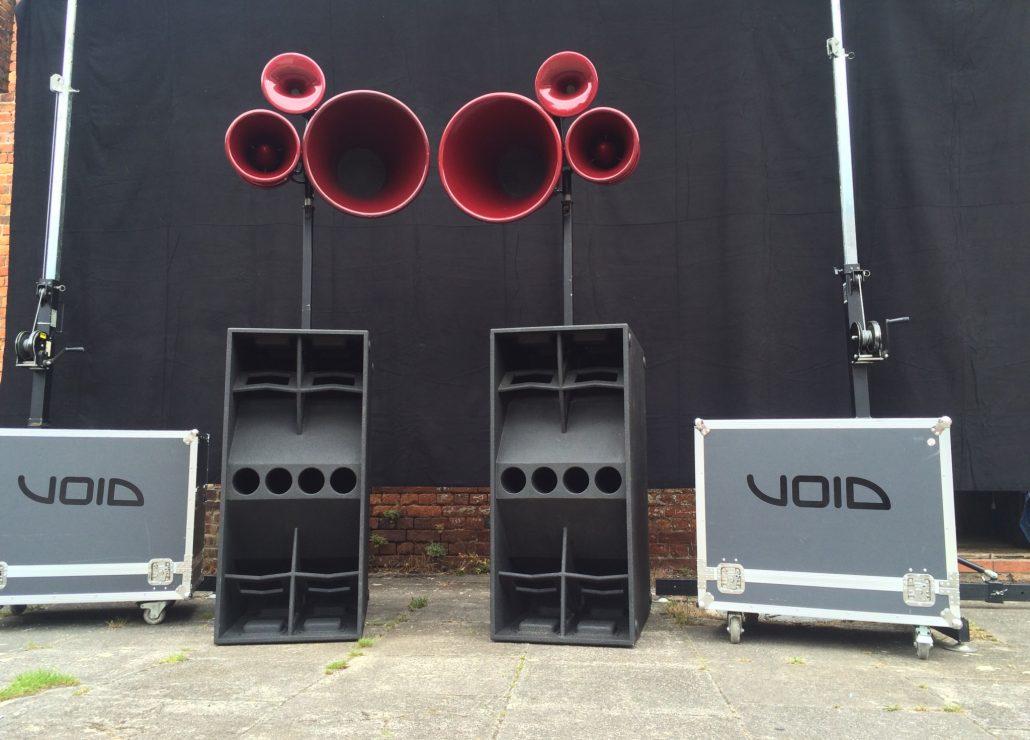 Bedford PA Hire Void Acoustics