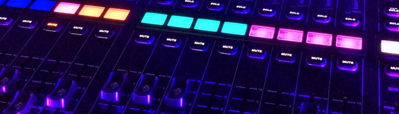 Midas M32 Digital Mixer