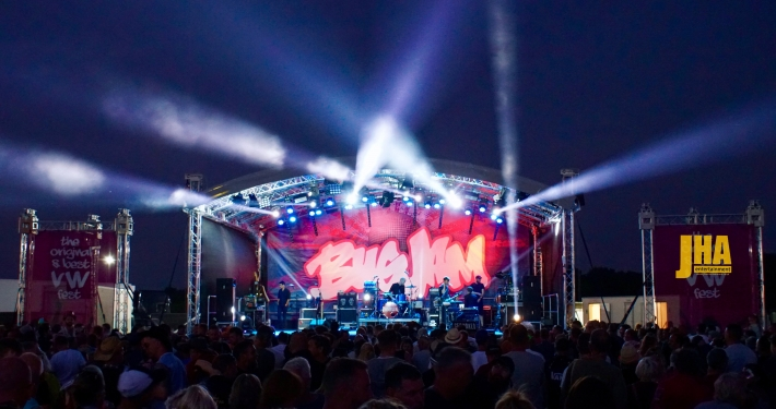 Festival Stage Hire 2021 4