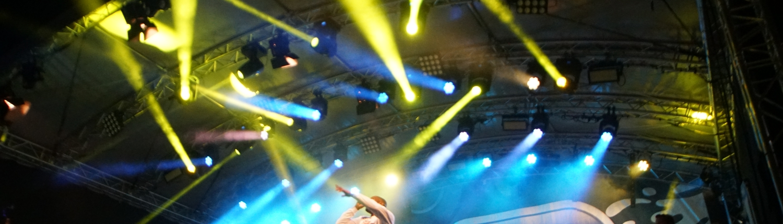 Festival Lighting Hire