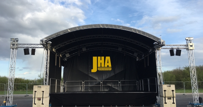 Festival Stage Hire 2021 3